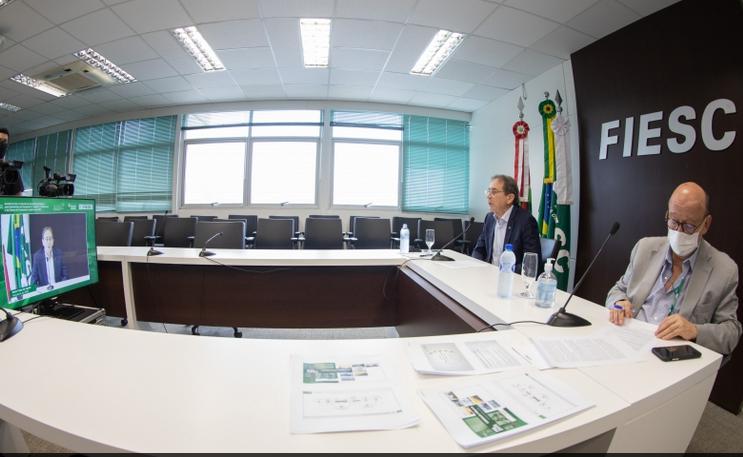 FIESC defende mais atenção a SC no Plano Nacional de Logística